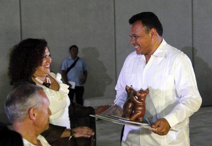 El evento se realizó en el Gran Museo del Mundo Maya de Mérida. (SIPSE)