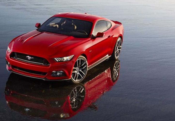 Fotografía cedida por Ford de la sexta generación del deportivo Mustang. (EFE/FORD)