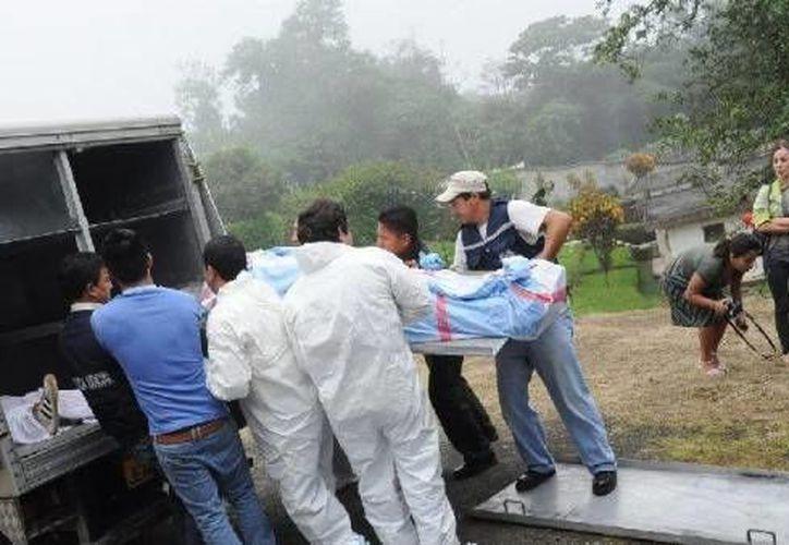 Hasta el momento no se ha determinado si el  asesinato está relacionado con la labor de periodista de Posso. (pulzo.com)