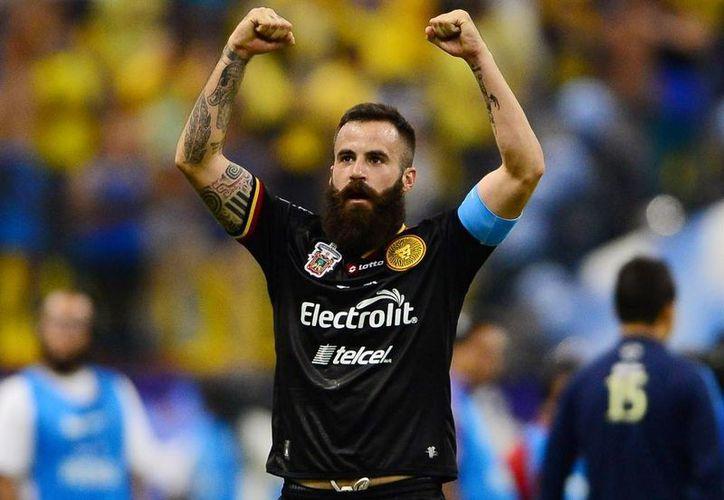 Marc Crosas jugó en la Liga MX con los clubes de Santos, Leones Negros y salió de mala manera del Cruz Azul.(Archivo/SIPSE)