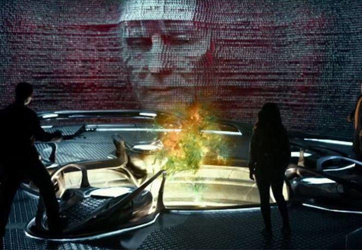 Zordon hizo su aparición en el nuevo tráiler de la película  'Power Rangers', la cual será estrenada el próximo 24 de marzo.(Captura de video/youtube)