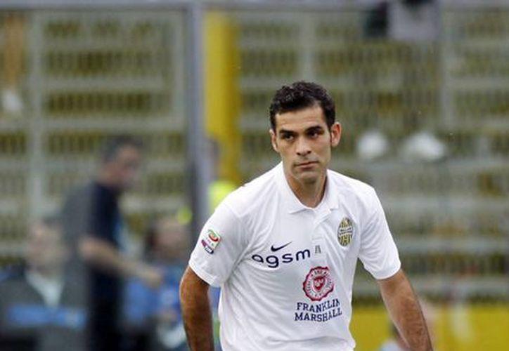 Márquez y el Verona tienen una apretada agenda esta semana: tres partidos en seis días. (Foto: Archivo/AP)