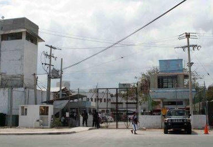 El acusado se encuentra en la cárcel de Cancún. (Archivo/SIPSE)