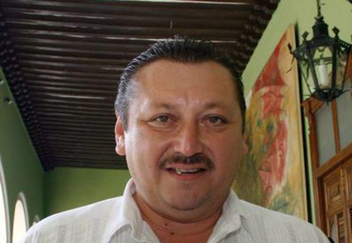 Roger Alcocer García ha sido presidente municipal de Valladolid en dos ocasiones. (SIPSE)