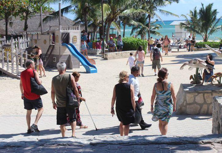 Destinarán alrededor de 20 mil pesos por acceso a la playa. (Octavio Martínez/SIPSE)