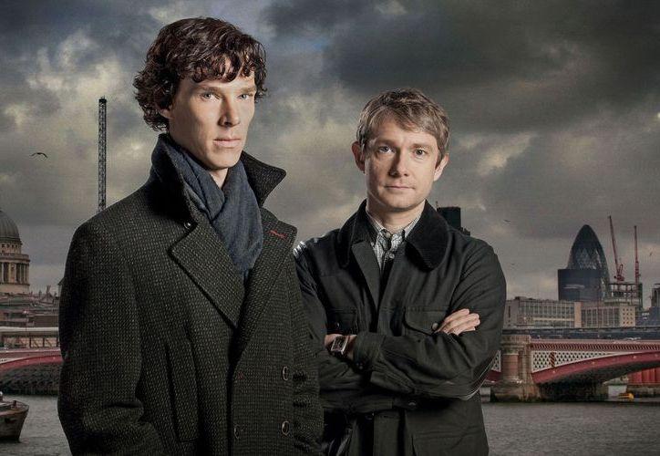 El actor que encarna a Sherlock se convirtió en Dr. Strange. (Contexto)