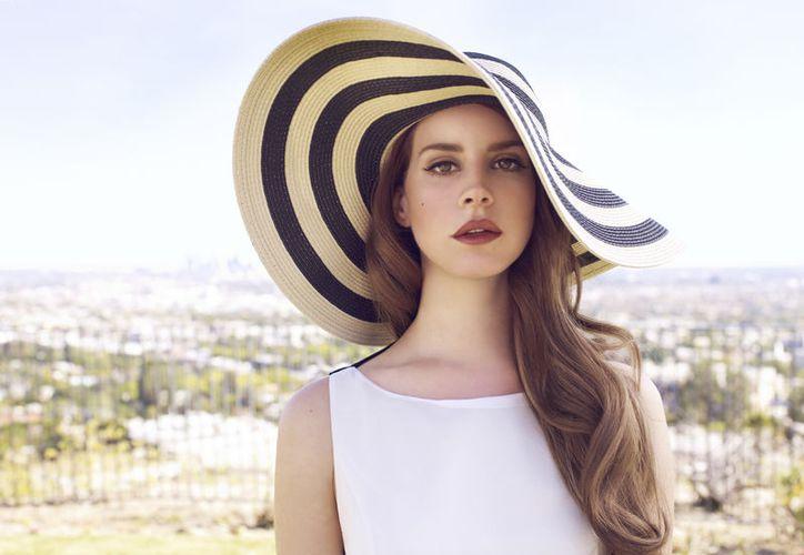 La espera terminó ya que Lana del Rey dio a conocer el nombre de las canciones de su próximo álbum. (Contexto/Internet).