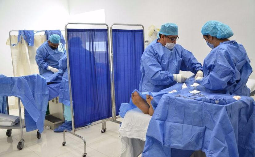 De acuerdo con la última Encuesta Nacional de Salud, un 8 % de los hombres de 25 a 40 años, se han practicado la vasectomía.  (Joel Zamora/SIPSE)