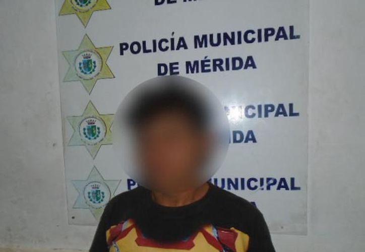 Los hechos sucedieron el 23 de mayo de este año, en la colonia Santa María, en Chuburná. (SIPSE)