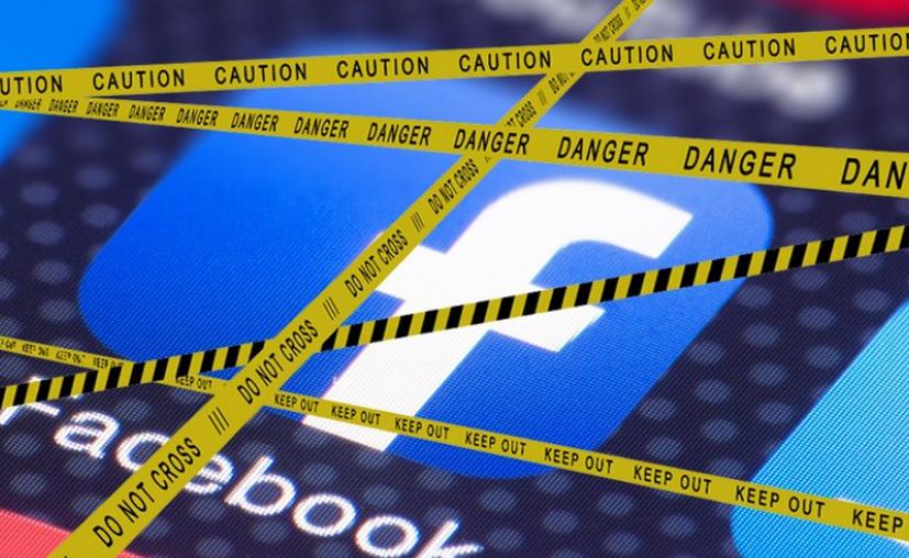 Quienes hayan sido afectados por esta falla, deberían ver una alerta en su cuenta de Facebook. (Foto: Contexto/Internet)