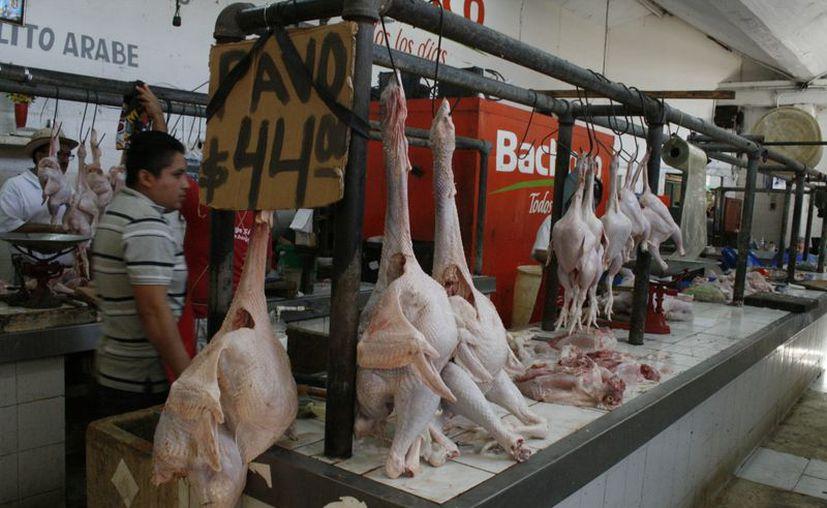 Según las estadísticas, cada yucateco consume al año cinco kilos de pavo. (SIPSE)