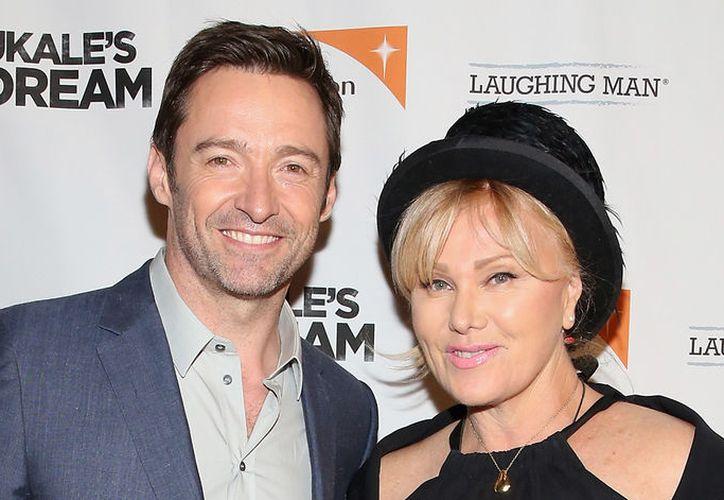 Jackman y Deborra son una de las parejas más estables de Hollywood. Foto: BrainSharper.