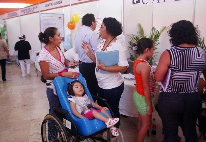 En Tercera Jornada de Terapeutas participaron más de 150 terapeutas. Se contó con el apoyo del Hospital Regional de Alta Especialidad de la Península de Yucatán (Milenio Novedades)