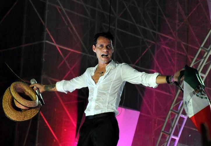 El concierto de Marc Anthony a Mérida podría tener como sede el Coliseo Yucatán.