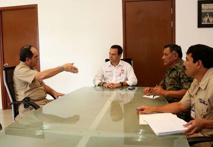 Realizarán reuniones periódicas para mantener la relación con la autoridad municipal. (Redacción/SIPSE)