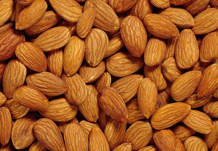 Las almendras son originarias de Asia Central y fueron introducidas a México durante la colonia. (Internet/Contexto)