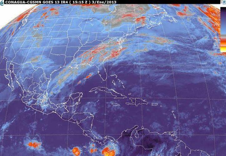 Soplarán vientos del este y sureste de 20 a 40 km/h, cambiando al noreste por la noche. (smn.cna.gob.mx)