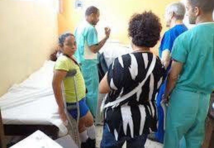 Médicos extranjeros volverán a Yucatán para ayudar a personas de escasos recursos. (SIPSE)