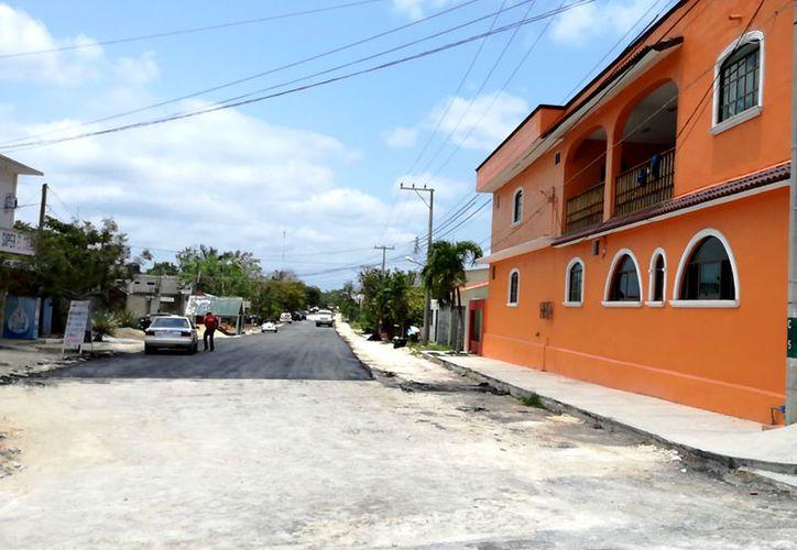 Elaboran un proyecto aparte para la rehabilitación de la costera en el Pueblo Mágico.  (Foto: Javier Ortiz / SIPSE)