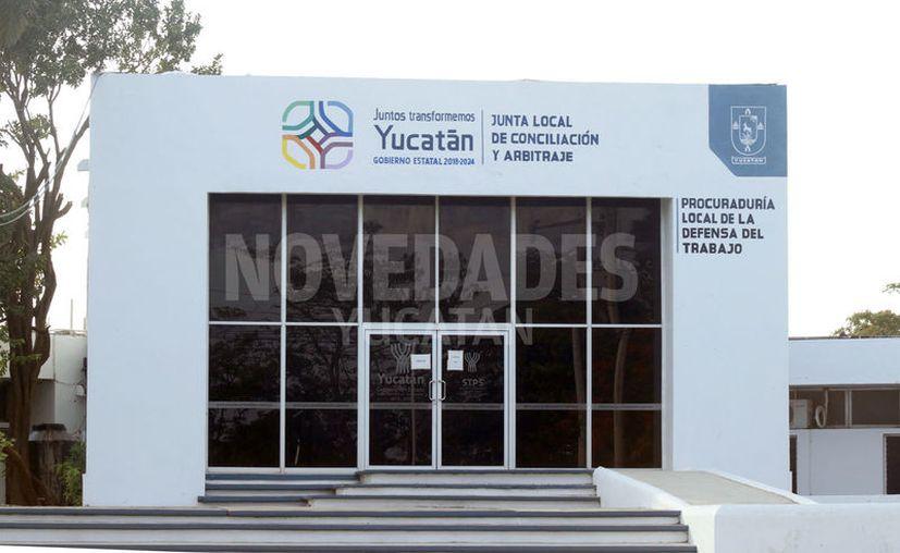 Está previsto que la Junta Local de Conciliación y Arbitraje desaparezca en breve. (José Acosta/Novedades Yucatán)