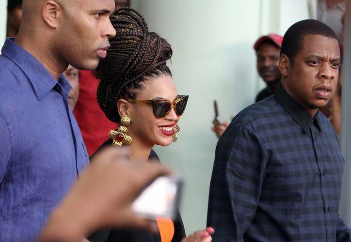 Tal vez Beyonce no sabía que EU prohibe a sus ciudadanos viajar a Cuba con fines meramente turísticos. (EFE)
