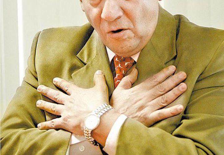 Luis Enrique Montenegro, exjefe de la Policía Nacional de Colombia opina sobre la seguridad de Michoacán. (Milenio)