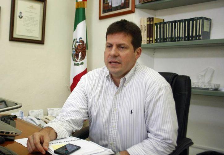 José Antonio Nevárez Cervera, delegado de la Profeco dijo que se busca que Yucatán sea un estado incluyente a nivel nacional. (Milenio Novedades)
