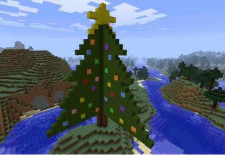 La competencia se centrará en la edificación de villas con decoración navideña. (Contexto/Internet)