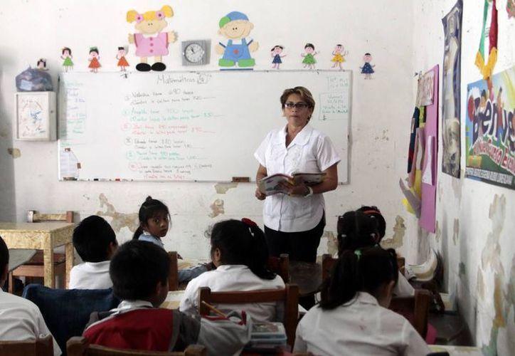 El nuevo modelo educativo contempla la enseñanza del idioma inglés, entre otros puntos. (Archivo/ Milenio Novedades)