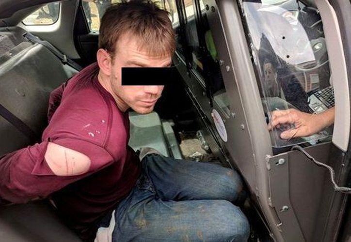 Fue rastreado por las autoridades en un área comprendida entre su casa y el lugar del ataque. (Reuters)