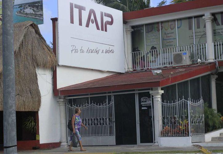 El Instituto de Acceso a la Información y Protección de Datos Personales de Quintana Roo emitió requerimientos a los 10 ayuntamientos. (Harold Alcocer/SIPSE)