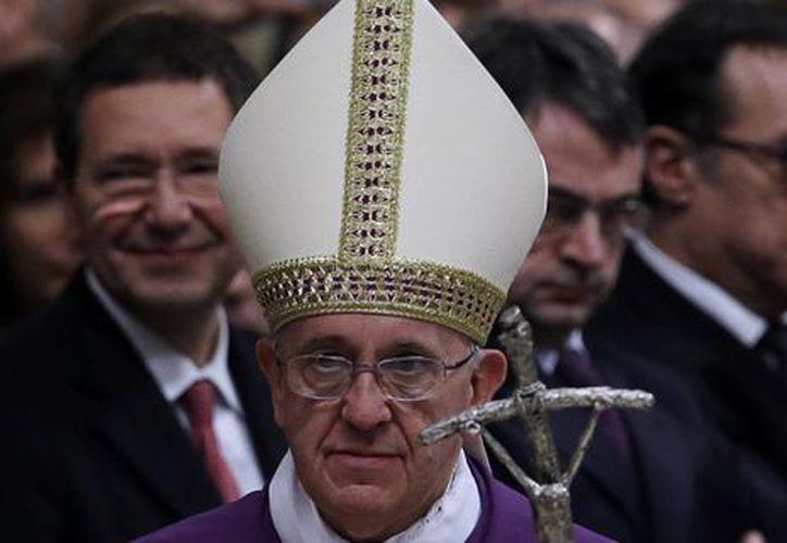 Francisco exhortó al respeto recíproco entre las distintas confesiones religiosas. (Agencias)