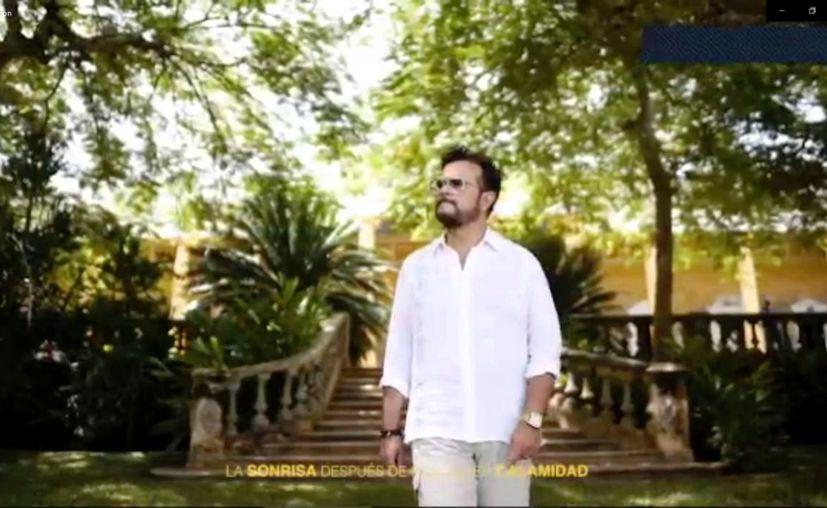 El lanzamiento del promocional se realizó este martes durante una rueda de prensa virtual en la que estuvo Aleks Syntek. (Novedades Yucatán)