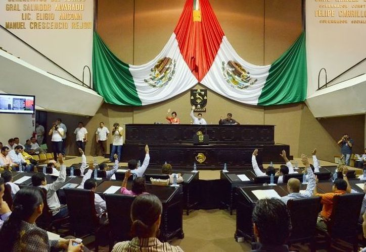 Los funcionarios del Gobierno de Yucatán pidieron a la bancada del Congreso su apoyo para impulsar reformas en beneficio del Estado. (SIPSE/Foto de archivo)