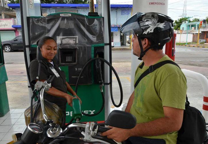 La parte empresarial cumplió con enviar la petición a la Secretaría de Hacienda para hacer la homologación del combustible. (Gerardo Amaro/SIPSE)