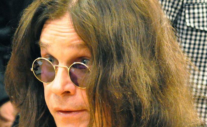 Ozzy y Sharon Osbourne se casaron en 1982. (Wikimedia Commons)