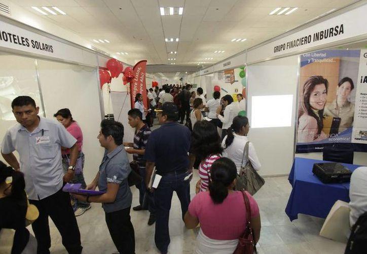 Se realizarán seis ferias de empleo en marzo en el Quintana Roo. (Cortesía)