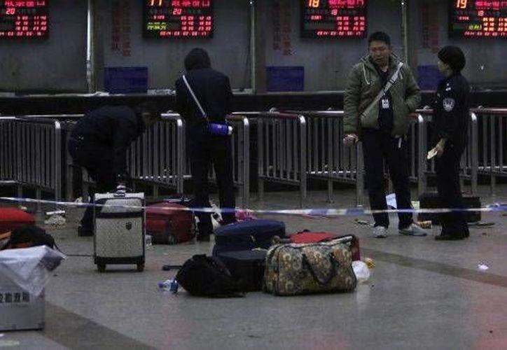 El ataque dejó 140 heridos y 29 muertos. (Archivo/Reuters)