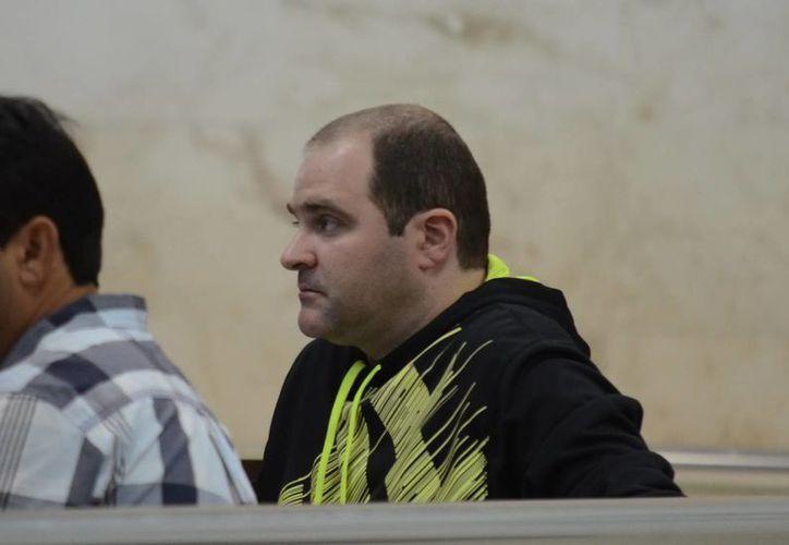 Wafé Kuri está sentenciado por el homicidio de su esposa Rosa María Arceo Ochoa, ocurrido el 14 de enero de 2008. (Foto: Cuauhtémoc Moreno/SIPSE)