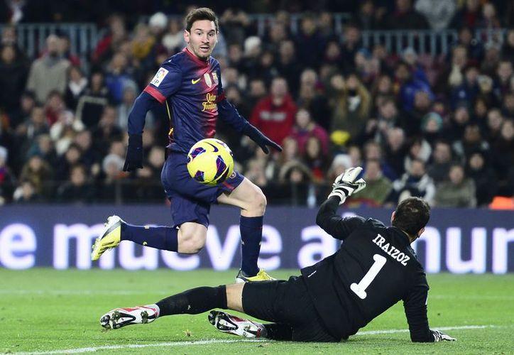 Para Menotti, Messi es el favorito para llevarse el Balón de Oro. (Foto: Agencias)