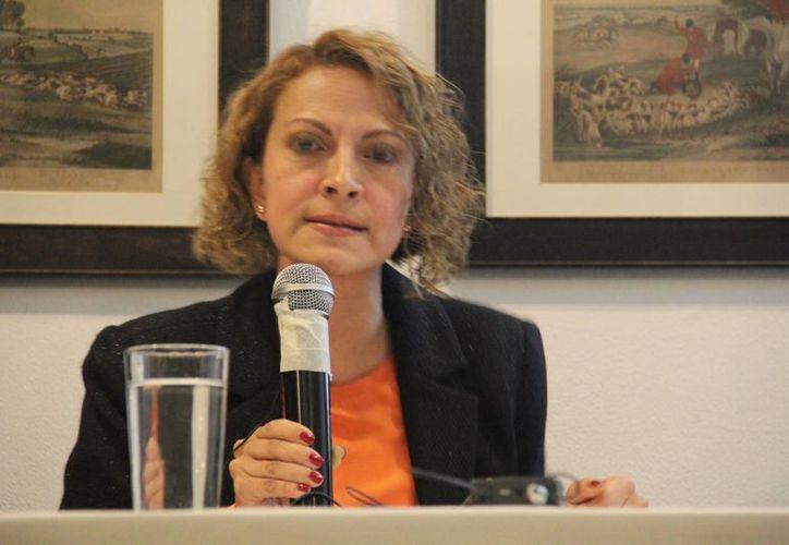 La reportera Jineth Bedoya lidera una batalla para que el Estado colombiano asuma su responsabilidad y lleve a la cárcel a los victimarios, que tomaron a la mujer como un 'trofeo de guerra y de sexo'. (Notimex)