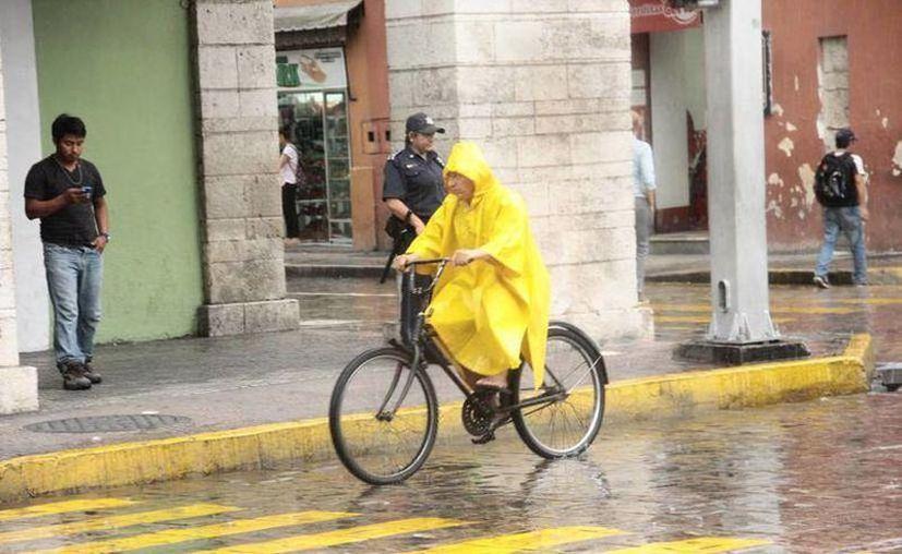 Habrá chubascos con tormentas fuertes en el oriente, centro y sur de Yucatán. (Novedades Yucatán)
