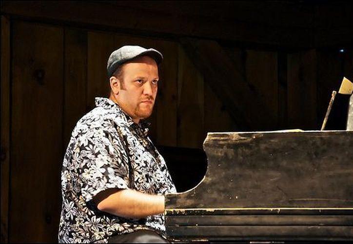 En la gráfica, el pianista húngaro Robi Botos. (flickr.com)