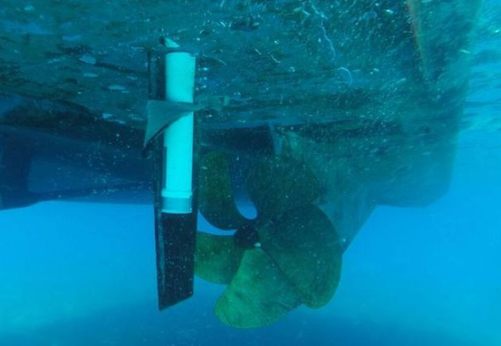 Estados Unidos cree en una Fake News de una presunta bomba, colocada debajo del barco Caribe II y lanza alerta para Playa del Carmen. (SIPSE)