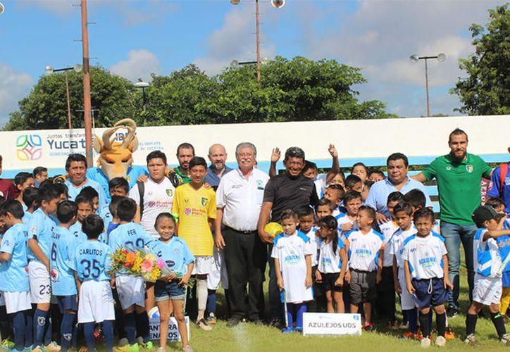 El centro de acopio del material deportivo se ubicará en el estadio Carlos Iturralde el viernes 18. (Foto de Cortesía)