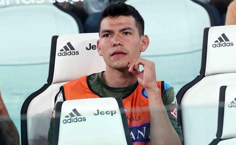"""Hirving """"Chucky"""" Lozano definitivamente no entra en los planes del técnico Genaro Gattuso. (Foto: Mexsport)"""