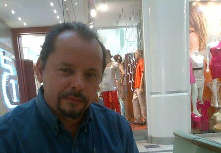 Jacinto Sosa, ex delegado de la dependencia detalló las denuncias interpuestas ante el ministerio publico federal, (Ana Hernández/SIPSE)