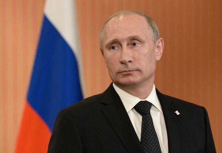 Putin sostuvo encuentros cara a cara con líderes occidentales en Francia esta semana. (Agencias)