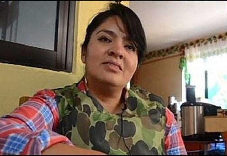 Nestora Salgado está presa en Nayarit acusada de secuestro. (Agencias)