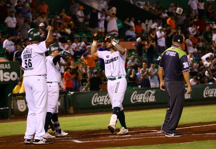 Andrés Meza podría lanzar algunas entradas en la doble cartelera del viernes ante los Tigres. (Jorge Acosta/Milenio Novedades)